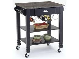 kitchen carts caster kitchen island with marble top morris home