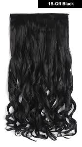 clip on hair 20 curly 3 4 synthetic hair extensions clip on in