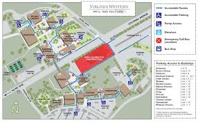 American University Campus Map Vwcc About Virginia Western