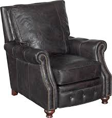 Black Leather Recliner Leather Recliners You Ll Wayfair