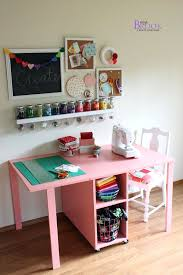 Craft Table Craft Desk Storage Ideas Ikea Table Pinterest Image Recollections