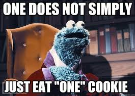 Cookie Meme - national cookie day memes that are perfect for celebrating this