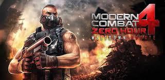 mc5 apk modern combat 4 zero hour 1 2 2e apk mod data for android
