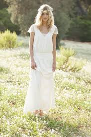 robe de mariage bohème la redoute x mademoiselle r idées robe - La Redoute Robe Mari E