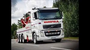 heavy duty volvo tow trucks volvo youtube