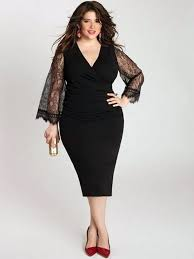 Red Cocktail Dress Plus Size Cutethickgirls Com Plus Size Cocktail Dresses With Sleeves 07