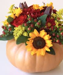 fall flower arrangements fall flower arrangement a living