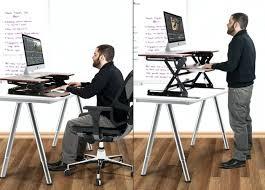 Diy Adjustable Standing Desk Desk Diy Adjustable Standing Sitting Desk Workez Standing Desk