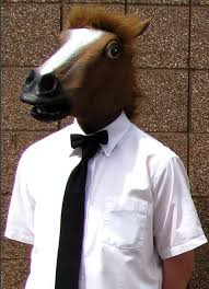 Horse Head Meme - image 122125 horse head mask know your meme