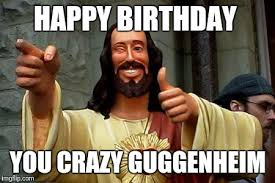 Happy Bday Memes - buddy christ happy birthday memes imgflip