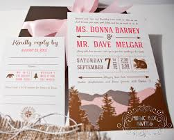 Party Invitations With Rsvp Cards Musical Wedding Or Party Invitation And Rsvp Card For Northern