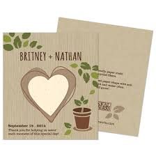 seed paper wedding favors herb rustic wedding favor plantable seed wedding favors