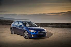 hatchback subaru 2017 2017 subaru impreza reviews and rating motor trend canada