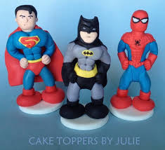 superman cake toppers these cake toppers are here to save the day between