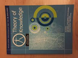 textbook for theory of knowledge specifically for the ib diploma