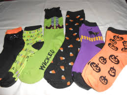 halloween socks cat socks janiceheck