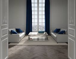 Banquette Salon Design by Hugues Chevalier Mobilier Contemporain De Luxe