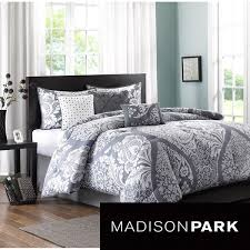 Pixel Comforter Set Madison Park Marcella 7 Piece Comforter Set 8348