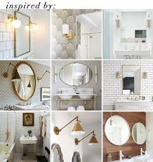 Brass Wall Sconce I Love Lamp Best Brass Wall Sconces Emily Henderson