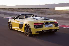 audi r8 2017 audi r8 spyder review audi weaves a stylish web the drive
