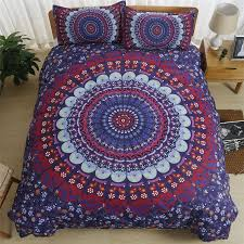 Bed Quilts Online India Online Buy Wholesale Mandala Bedding From China Mandala Bedding