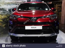 new toyota 2016 st petersburg russia 25th oct 2016 a new toyota 2017 rav4 car