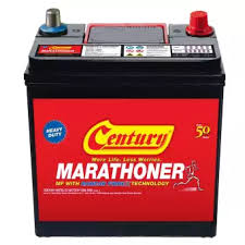 battery car century car battery ns40zl 38b20l with installation lazada