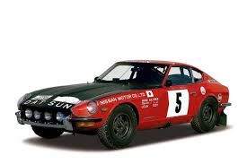 nissan fairlady 1969 the rally car nissan fairlady 240z could be our favorite z