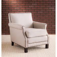 Linen Club Chair Safavieh Easton Taupe Linen Club Arm Chair Mcr4572b The Home Depot
