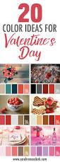 Colour Ideas 24 Best Valentine U0027s Day Color Ideas Images On Pinterest Ideas