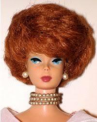 bubble cut hair style titian vintage bubblecut barbie doll forever barbie pinterest