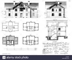 manor house cut out stock images pictures alamy bouwkundige bijdragen vol 001 manor house by karl etzel stock image