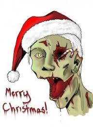 creepy christmas greetings from poh scary apocalypse and scary