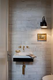tile wall powder room brucall com