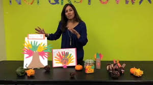 thanksgiving themed thanksgiving themed arts u0026 crafts for kids youtube