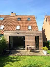 photos d extension de maison combien coûte une extension bois u2013 maison bois nord
