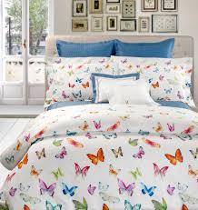 Butterfly Bedding Twin by Dea Farfalle Butterfly Bedding Farfalle Bedding By Dea