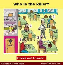 who is the killer any detective out there oddmenot