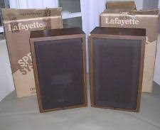 Mtx Bookshelf Speakers Criterion Speakers Ebay