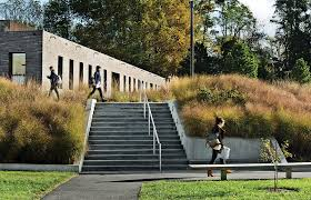 Interior Landscape Cutting Edge Dorms Embrace The Landscape With No Need For