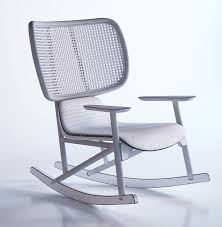 Moroso Armchair Moroso Klara Armchair Rocking Chair 3d Model Cgtrader