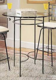 how tall is a dining table how tall is a high top table kitchen round glass top dining table