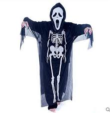 theme costume skeleton ghost costume costumes