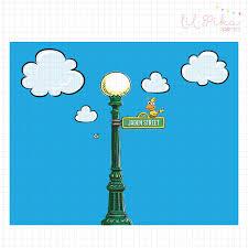 sesame banner template 28 images free sesame printables wish