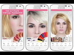hair and makeup app modiface makeup best android app 2014