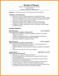 Sale Associate Resume Sales Associate Resume No Experience Bio Letter Format