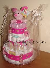 making a diaper cake with decorations tips and tricks for a