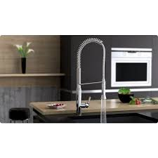 grohe k7 kitchen faucet g32951dc0 k7 pull out spray kitchen faucet supersteel infinity