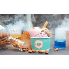 best deal on liquid nitrogen ice cream waffles shakes and more