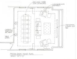 House Design Layout Ideas by Luury Media Room Furniture Layout For Your Minimalist Interior